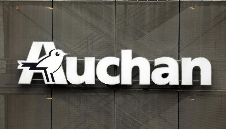 Французская розничная сеть Auchan проявляет интерес к рынкам стран Балтии