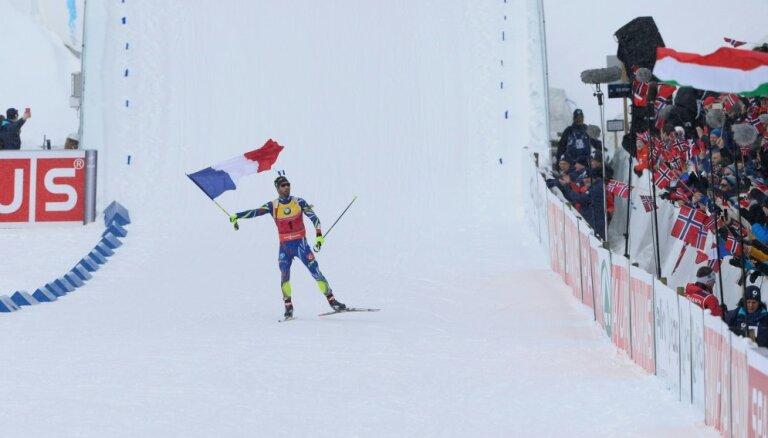 Фуркад выиграл девятый титул ЧМ, 42-летний Бьондален завоевал 42-ю медаль