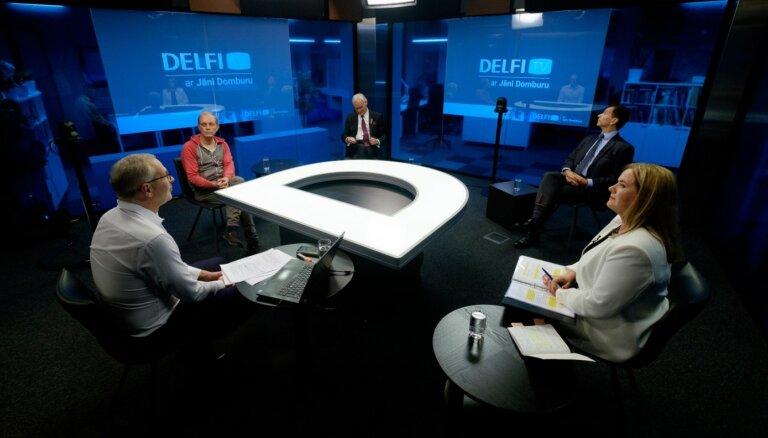 Grāvējs Tramps un baltie liberāļi, Baidena laptops un pīrāgs Latvijai – diskusija par ASV prezidentiem