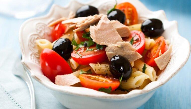 Идеальный салат из макарон: пять ошибок, которых нужно избегать