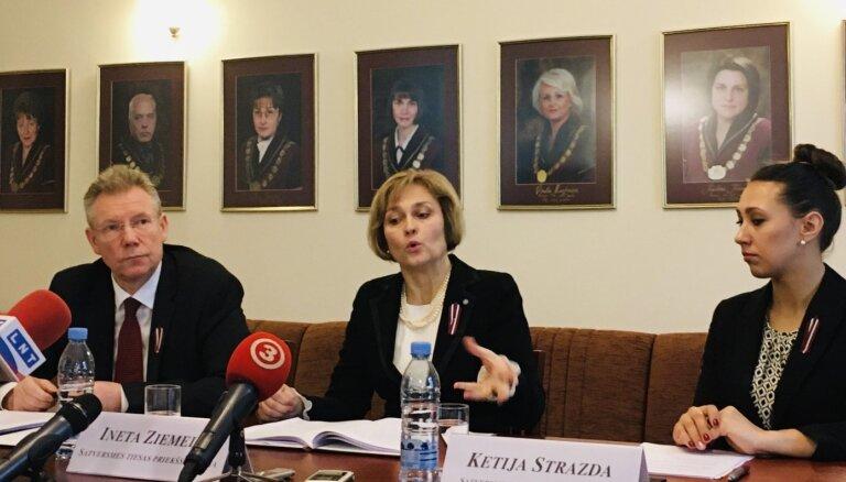 Судьи КС: языковые поправки ограничили права нацменьшинств, но во имя демократии и прав других людей