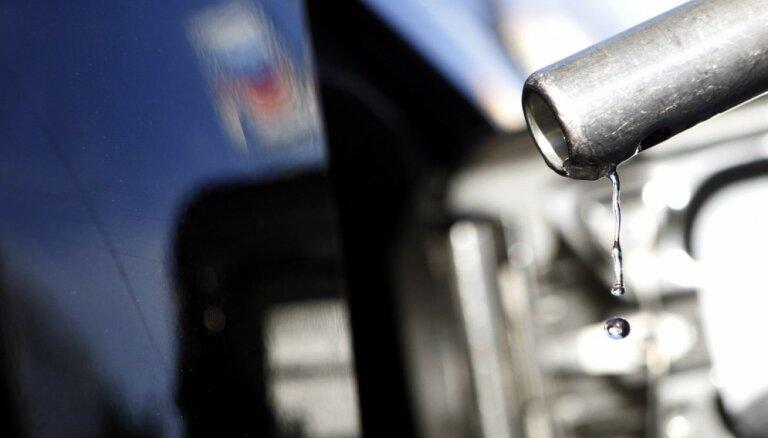 Самый дорогой в регионе бензин на АЗС в Эстонии станет еще дороже