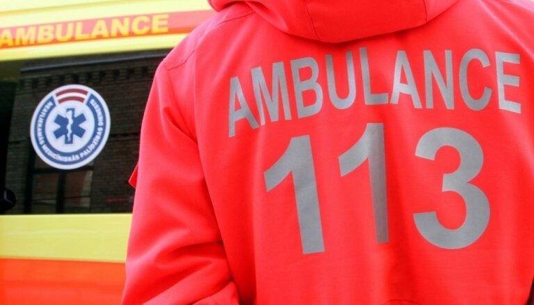 За сутки в ДТП в Латвии пострадали 18 человек