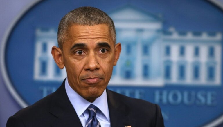 Atbildot uz Obamas joku, 'Spotify' piedāvā viņam 'dziesmu sarakstu prezidenta' amatu