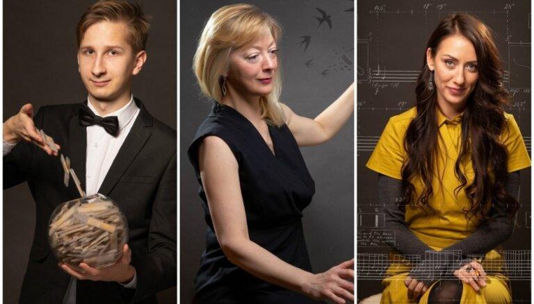 Pasniegs Mūzikas akadēmijas Gada balvas 2018