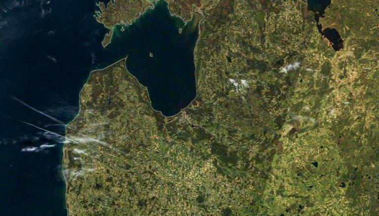 Latvijas–Igaunijas kopīgais vēja parks jūrā: kur varētu atrasties un kad tikt izbūvēts