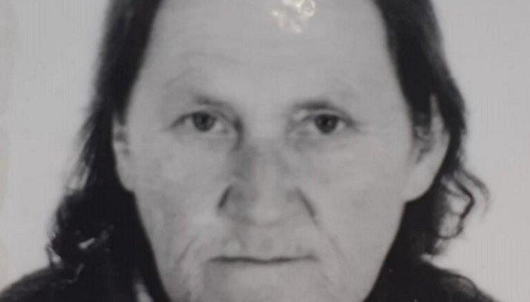 86-летняя женщина пошла за грибами и не вернулась: полиция просит о помощи