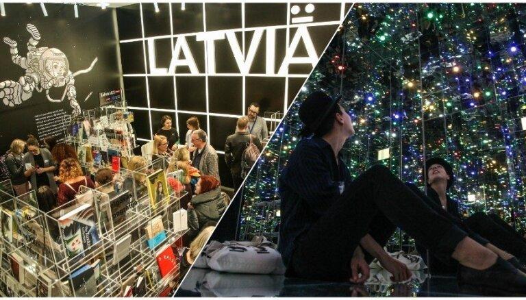 Klusuma vētra. Introvertie latvieši turpina plūkt laurus Londonas grāmatu tirgū