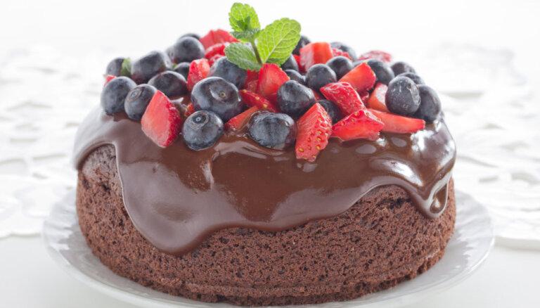 11 kārdinošas šokolādes receptes
