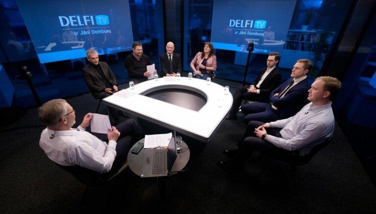 Diskusija 'Administratīvi teritoriālā reforma: kas jāatbalsta, kas jāmaina?' Pilns ieraksts