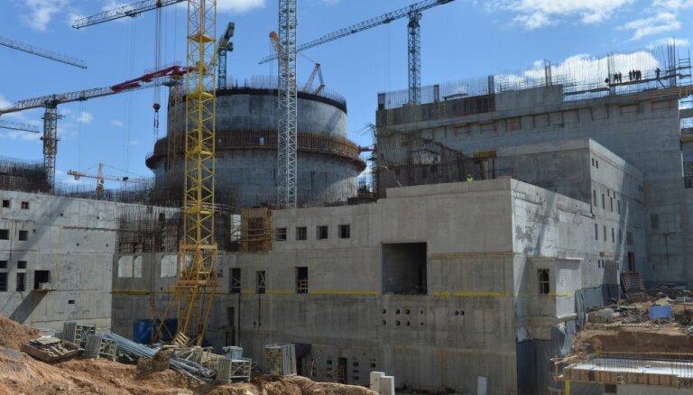 Baltkrievija noraida Lietuvas premjera priekšlikumu pārveidot Astravjecas AES par gāzes koģenerācijas staciju