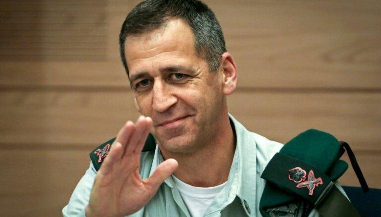 Jaunais Izraēlas armijas komandieris vēlējies atentātu pret Asadu