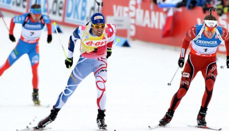 Шипулин — второй в гонке преследования, Свендсен — лидер общего зачета