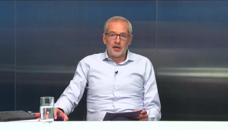'Delfi TV ar Jāni Domburu' - diskusija 'Kas (ne)mainīsies Rīgā pēc domes vadības maiņas?'. Pilns ieraksts