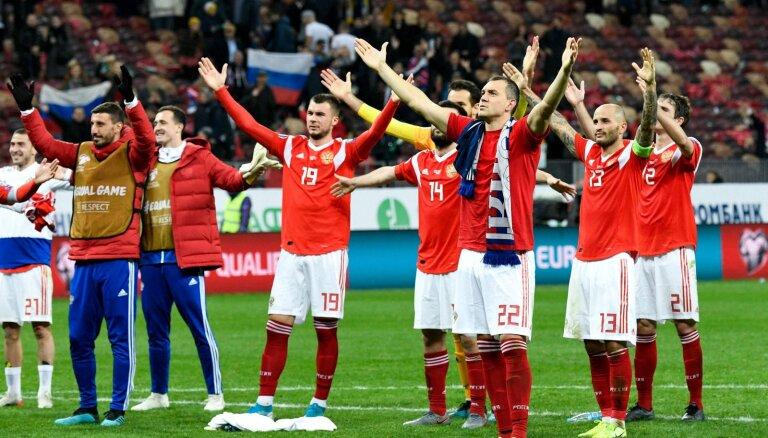 ВИДЕО: Сборная России разгромила Шотландию в отборочном турнире ЕВРО-2020