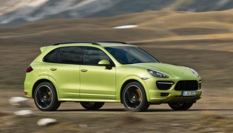 Porsche отзывает в России Cayenne и Panamera
