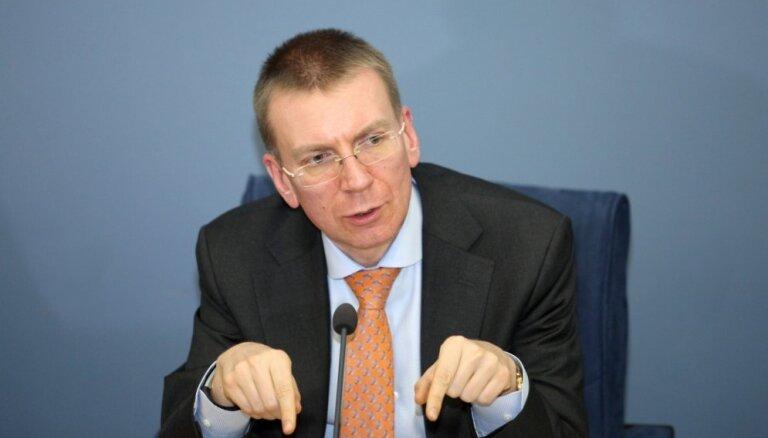Ринкевич: школьная реформа — внутреннее дело Латвии, в которое Россия не должна вмешиваться
