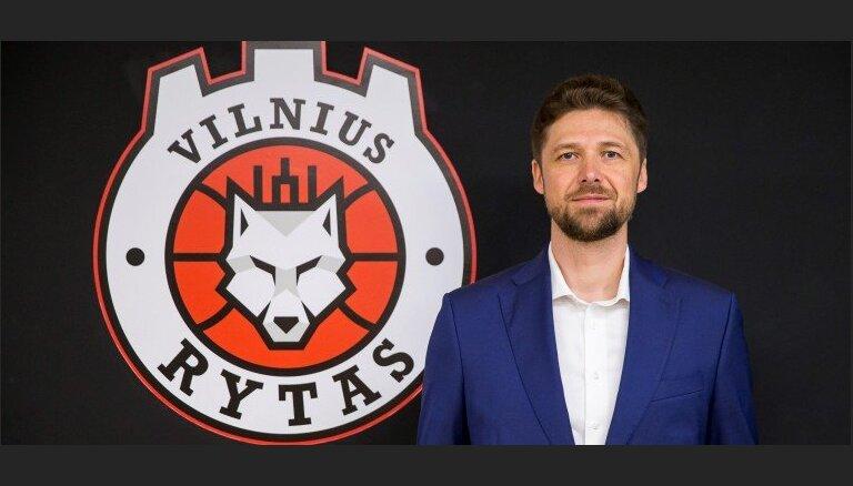 Kairis oficiāli izkonkurē Štelmaheru uz 'Rytas' galvenā trenera amatu