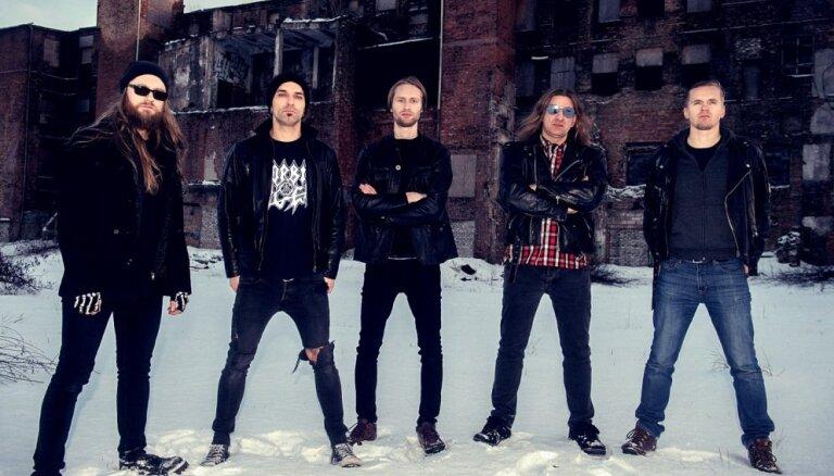 Grupa 'Sanctimony' atgriežas uz skatuves jaunā sastāvā