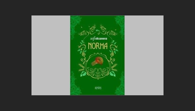 Iznācis pazīstamās somu autores Sofi Oksanenas jaunais romāns 'Norma'