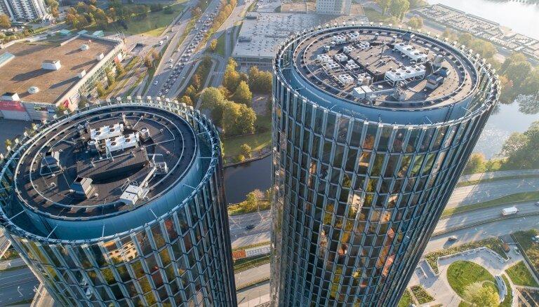 'Z-Towers': ārvalstnieku nav, bet vietējo klientu interese nav mazinājusies