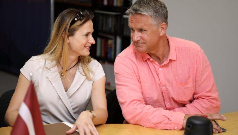 Kultūras ministra amatam virzīs Puntuli; prioritāte – atalgojuma celšana nozarē