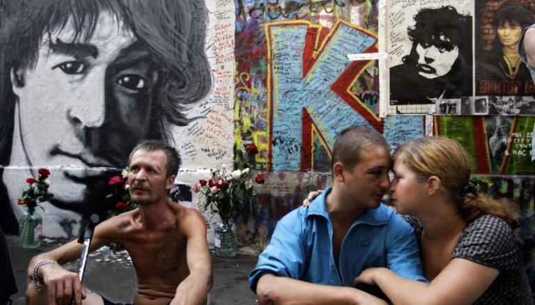 Стену Цоя в Москве признают памятником и облагородят