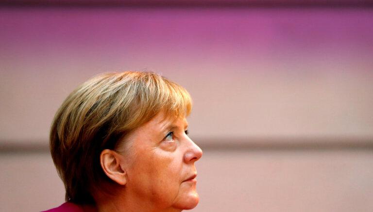'Delfi' no Strasbūras: Kas kanclerei Merkelei sakāms par Eiropas nākotni