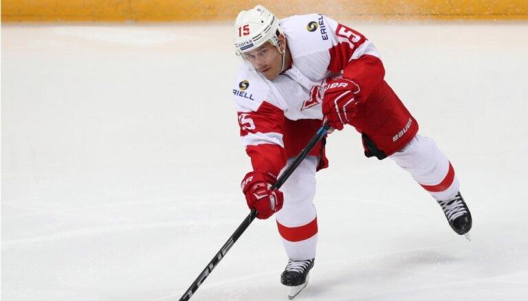 Daugaviņam uzvaras vārti 'Spartak' panākumā Vladivostokā; Karsumam 1+1