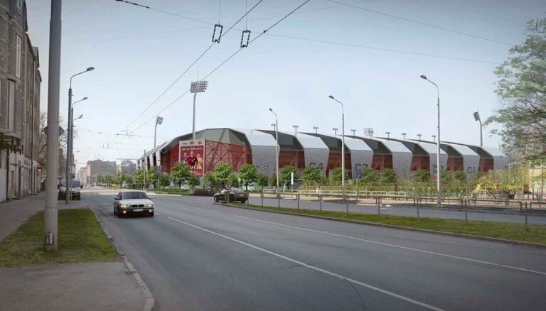 "Arčers хочет отсудить у ЛФФ 1,5 миллиона евро за провалившийся проект ""Дом футбола"""