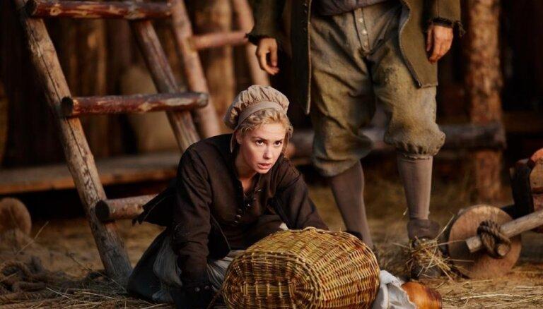 Šarmantā Agate Muceniece nofilmējusies Krievijas vēsturiskajā drāmā 'Tobola'