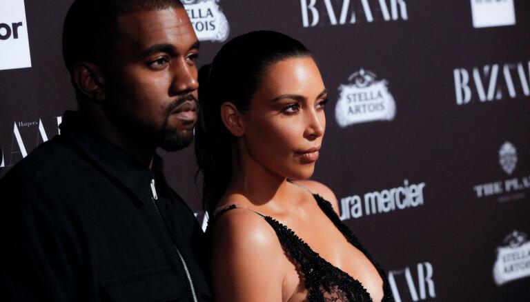 Ким Кардашьян задумалась о разводе с Канье Уэстом