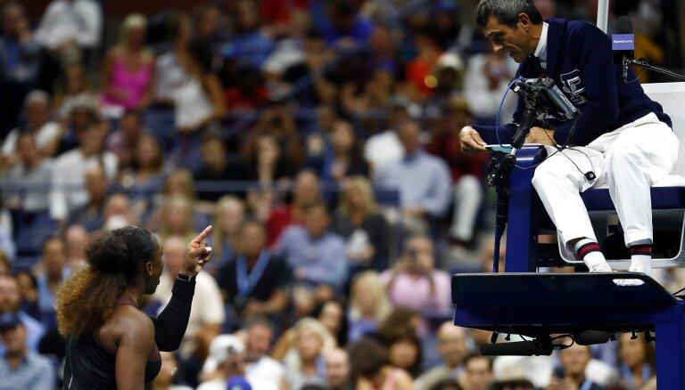Судью Рамоса отстранили от матчей сестер Уильямс. В прошлом году он довел Серену до истерики