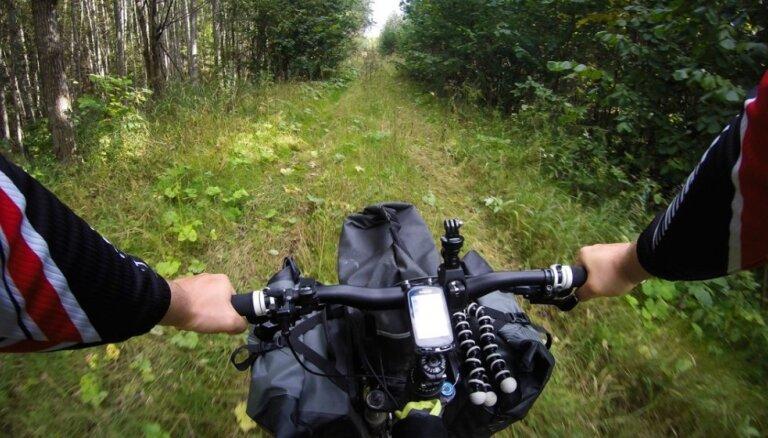 Iepazīstot dzimteni – ar velosipēdu apkārt Latvijai. Latgales nepārspējamā viesmīlība (1. daļa)