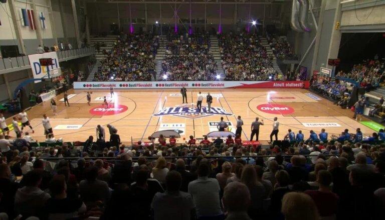 Video: 'OlyBet' Zvaigžņu spēles treneru konkursā uzvar.. tiesnesis