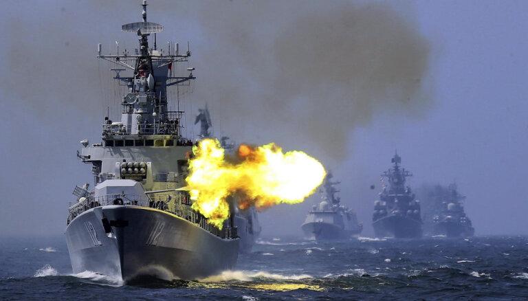 NATO pārspīlējot Ķīnas radītos draudus, apgalvo Pekina