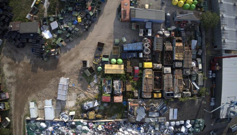 Жечь или не жечь? В Риге может появиться завод по сжиганию мусора. Или еще одна свалка