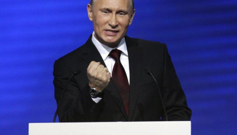 Путин: после Вьетнама у любого крыша съедет