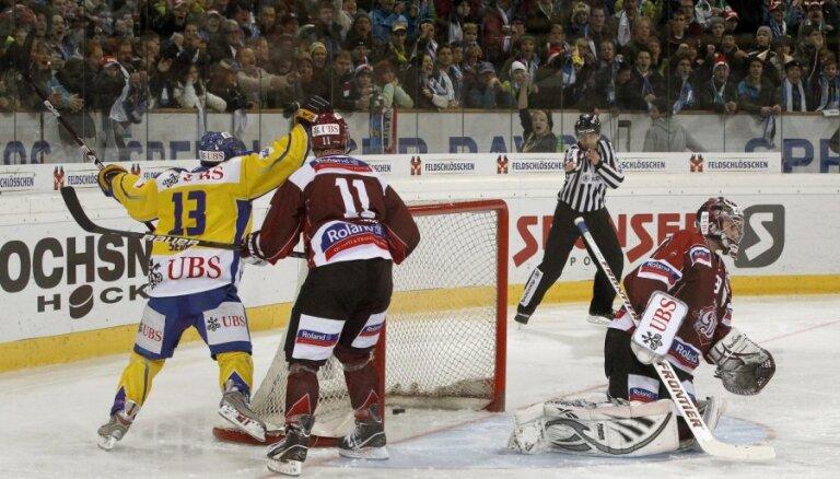 Rīgas 'Dinamo' neizdodas izcīnīt Špenglera kausu