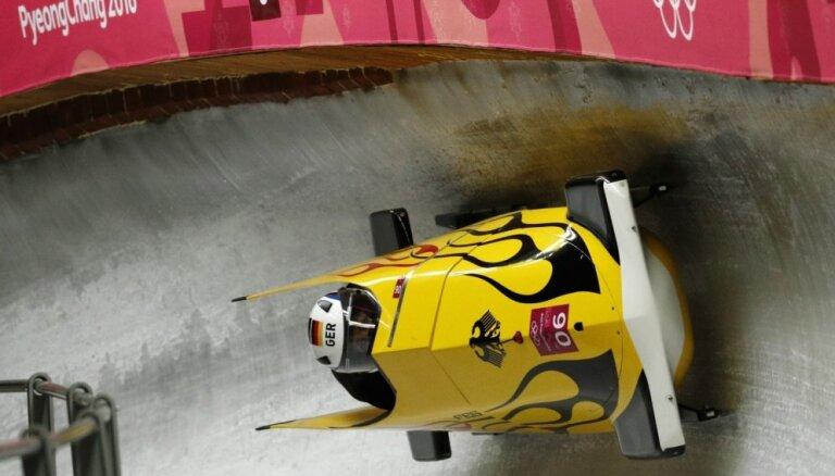 XXIII Ziemas olimpisko spēļu sacensības bobslejā sievietēm (21.02.2018.)