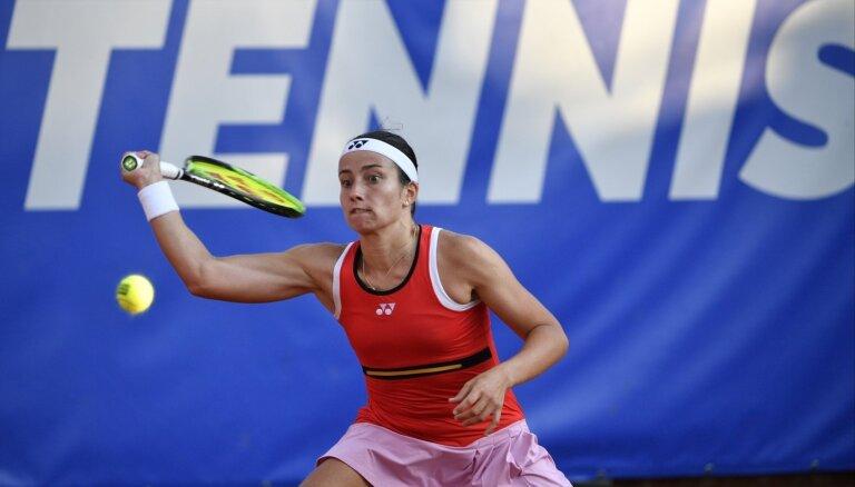 Sevastovai trešā cīņa Lielupē - pret WTA ranga trešā simta tenisisti Baru