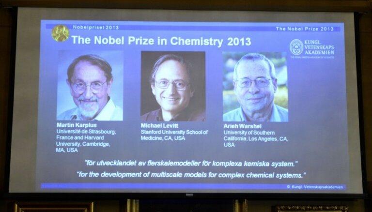 Нобелевская премия по химии присуждена ученым-теоретикам
