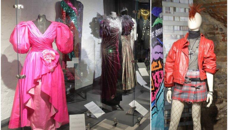 """ФОТО. Днем бизнес-леди, вечером — обольстительная хищница. В Музее моды откроется новая выставка """"Блеск 80-х"""""""