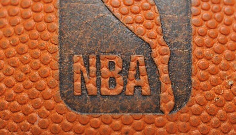 NBA sezonu varētu atkārtoti pārtraukt Covid-19 uzliesmojuma gadījumā