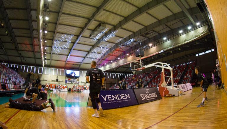 'OlyBet' basketbola līga: 'Valmiera glass/ViA' - LU. Video tiešraide