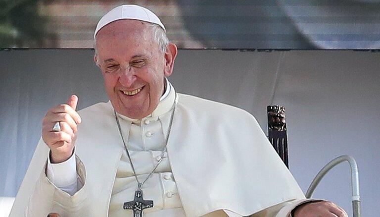 """Папа Римский: """"секс — это дар Божий, а не какой-то монстр"""""""