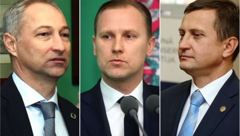 Trīs paziņojumi, kas 'iebuksējuši' Gobzema valdības izveidi