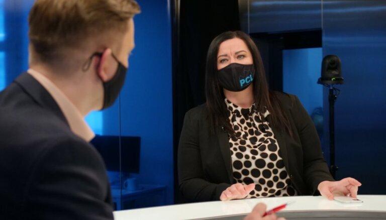 'Tas nav ministra pieņemšanas-nodošanas akts' – Krapāne par slepenām sarunām Siguldā un partiju memorandu