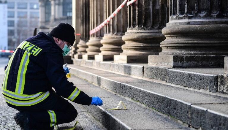 Ограбление музея в Дрездене: полиция назначила вознаграждение в полмиллиона евро