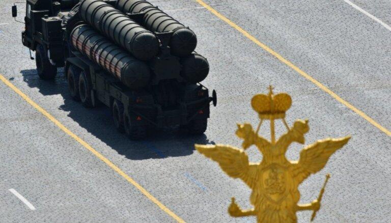 Раскрыты потери России из-за аварии с предназначенными для Китая С-400